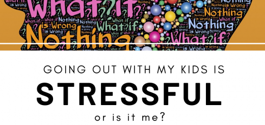 is going out stressful?